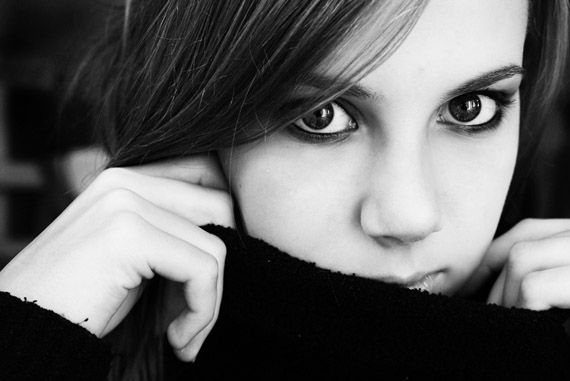 Black And White Portrait Photography Ideas 4