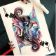 Colored Pencil drawing Art 22