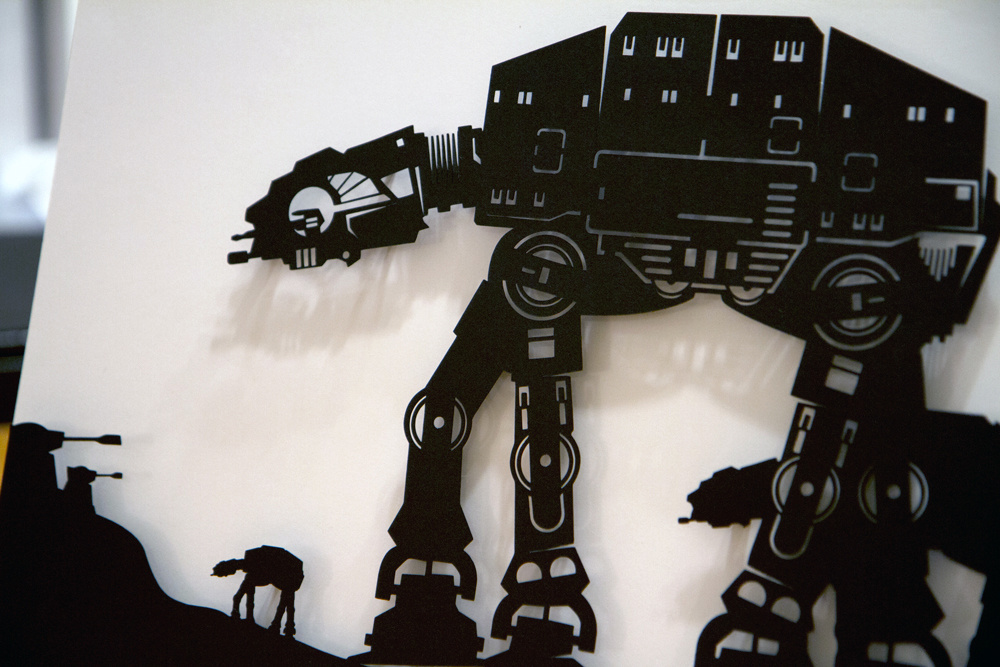 amazing papercraft design 9 Best Papercraft Inspirations by will Pigg
