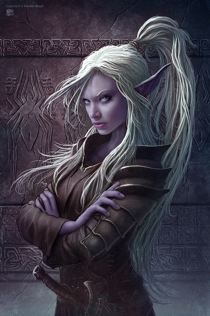 art illustrations character 3 CG Art Illustrations Characters By Kerem Beyit
