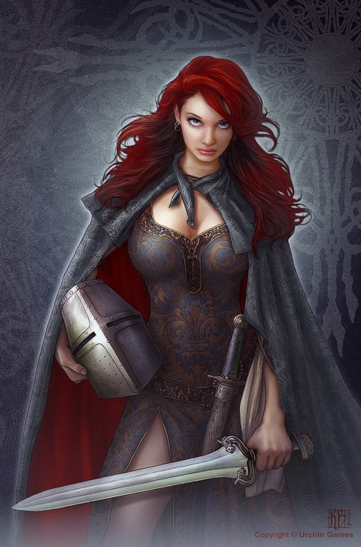 art illustrations character 4 CG Art Illustrations Characters By Kerem Beyit