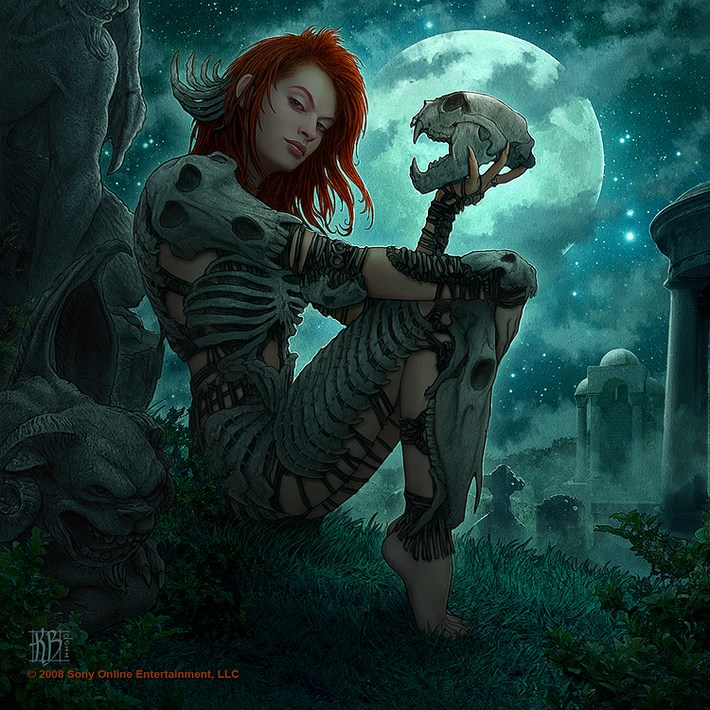 art illustrations character 8 CG Art Illustrations Characters By Kerem Beyit