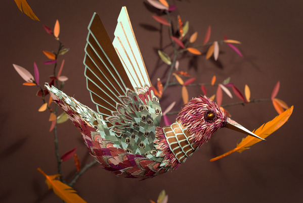 best papercraft art design 12