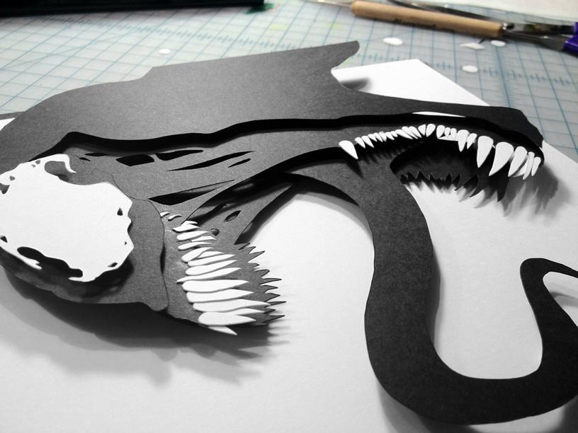 best papercraft inspirations 12 Best Papercraft Inspirations by will Pigg