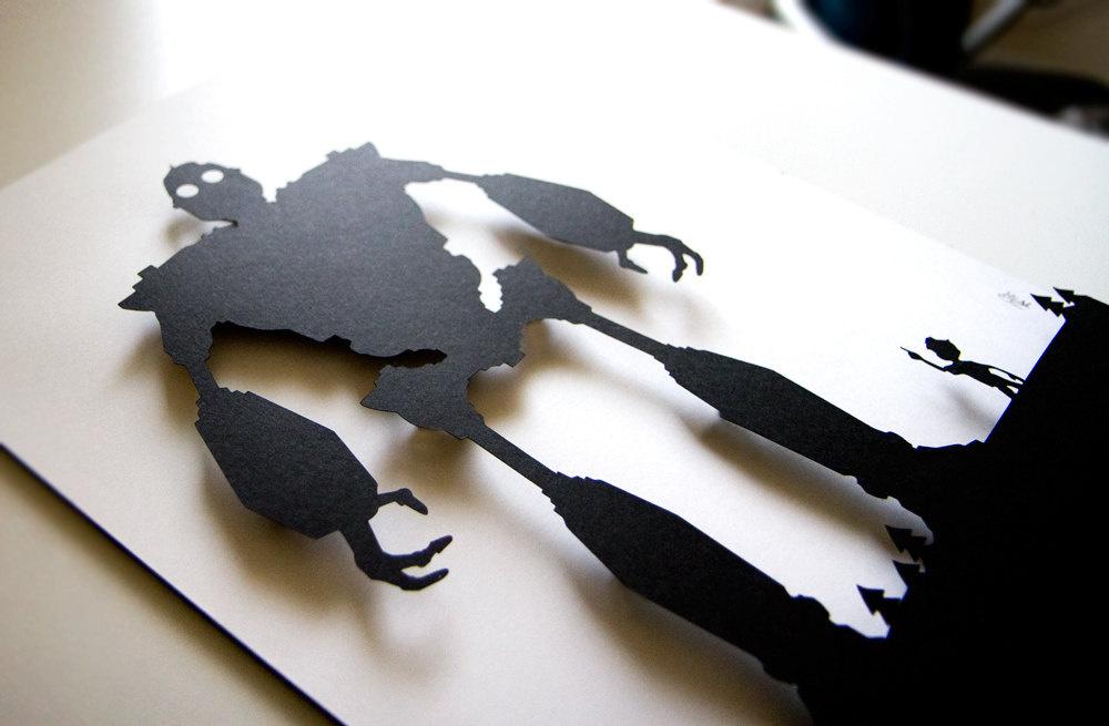 best papercraft inspirations 9 Best Papercraft Inspirations by will Pigg