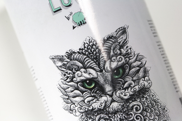 creative packaging design illustrations 10 Creative Cat Food Packaging Illustrations