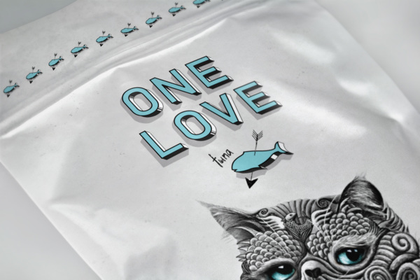 creative packaging design illustrations 5 Creative Cat Food Packaging Illustrations