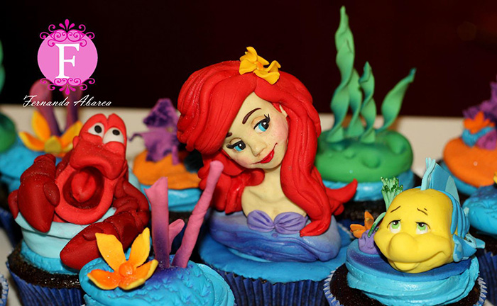 cupcake decorations character 10 Cupcake Decorations of DreamWorks Characters