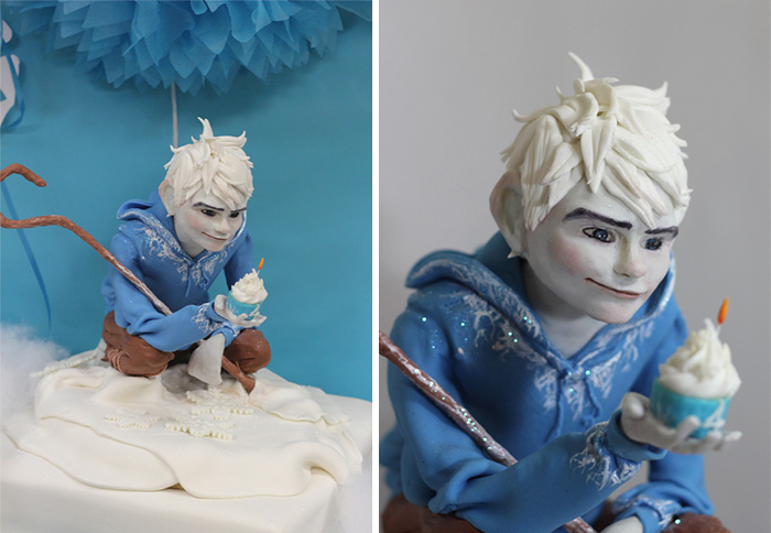 cupcake decorations character 11 Cupcake Decorations of DreamWorks Characters