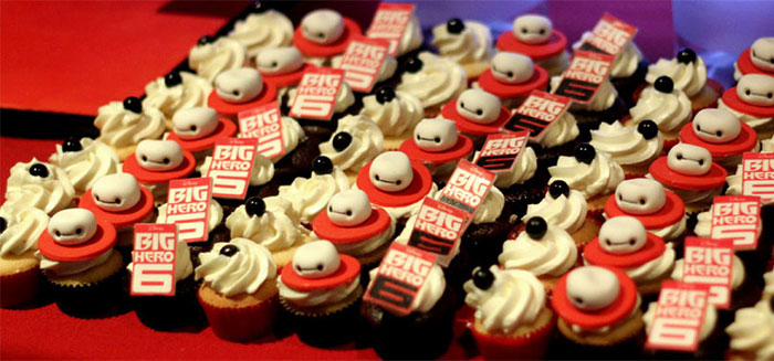 cupcake decorations character 8 Cupcake Decorations of DreamWorks Characters