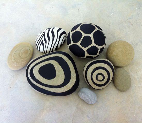 stone art painting 3 How to create stone art painting