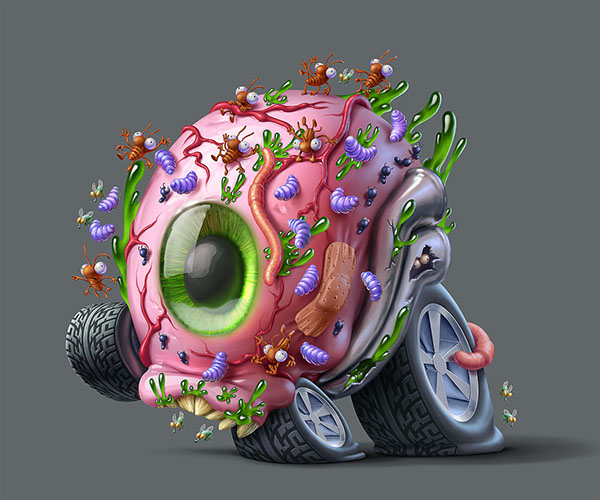 trash wheels series 3 design 22 Trash Wheels Series 3 Final Render