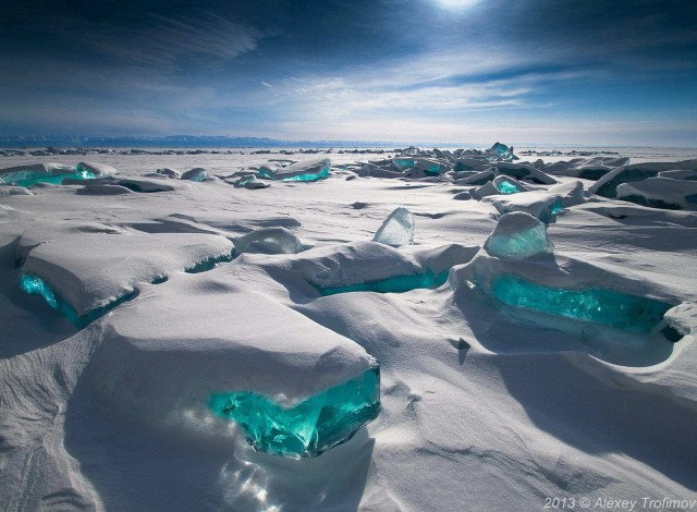 Beautiful Lake Baikal photography 4