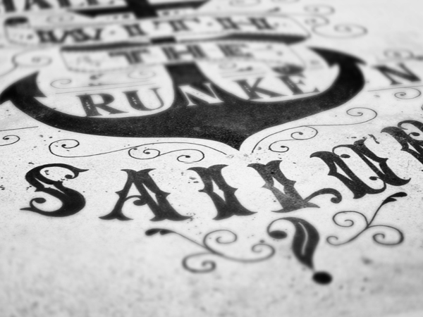 Best Creative lettering design book Creative Lettering And Drawing Design By Tobias Saul