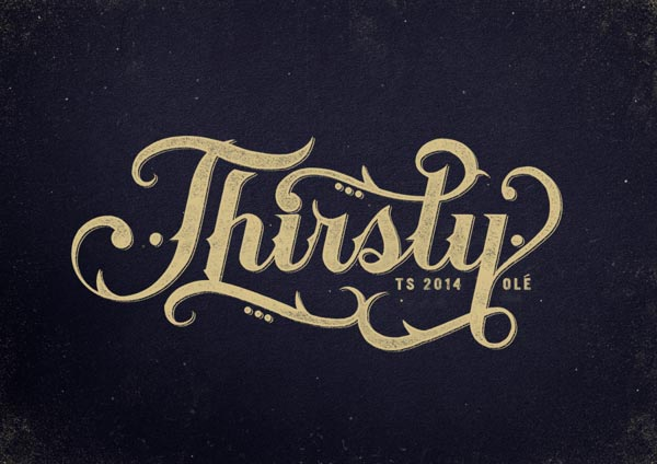 Good Detailed Hand Lettering design