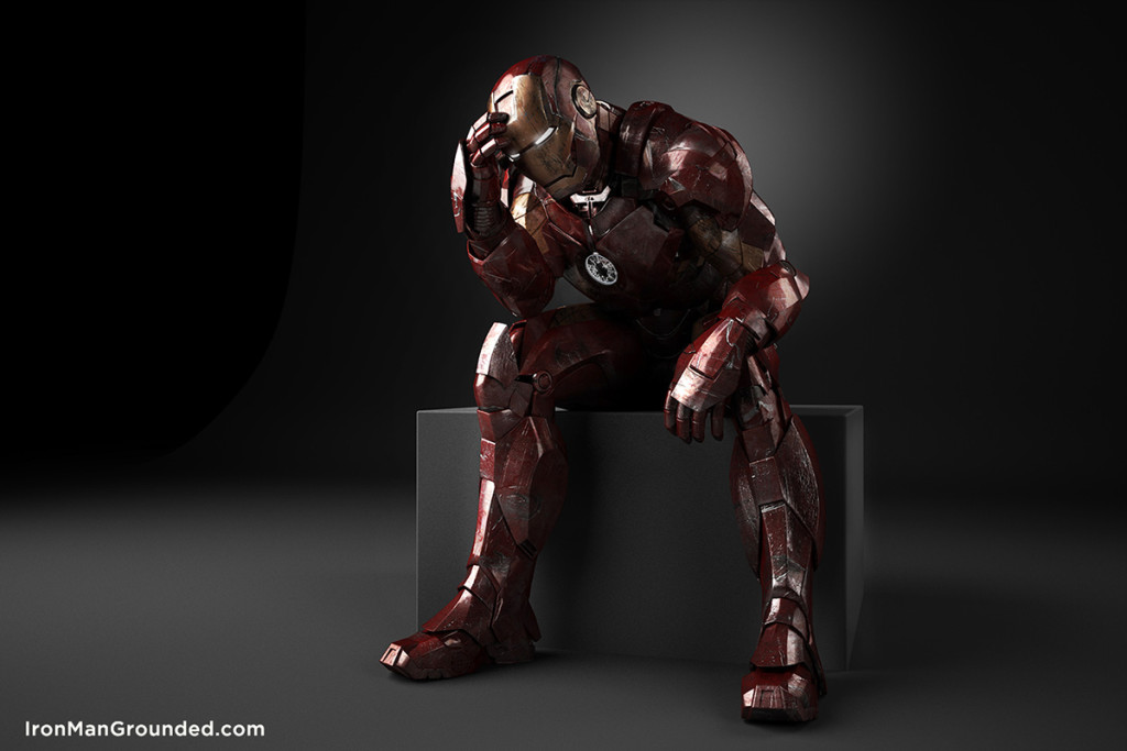 Iron Man Grounded Humanizes 1024x683 Iron Man Grounded Humanizes   What Happened With Him
