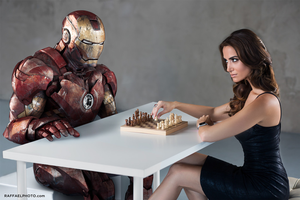 Iron Man Grounded Playing Chess 1024x683 Iron Man Grounded Humanizes   What Happened With Him