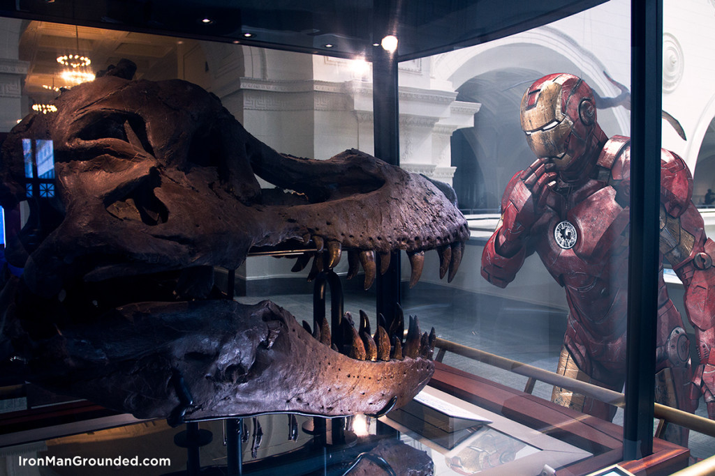 Iron man in The museum 2 1024x683 Iron Man Grounded Humanizes   What Happened With Him