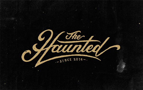 Wonderful Detailed Hand Lettering design