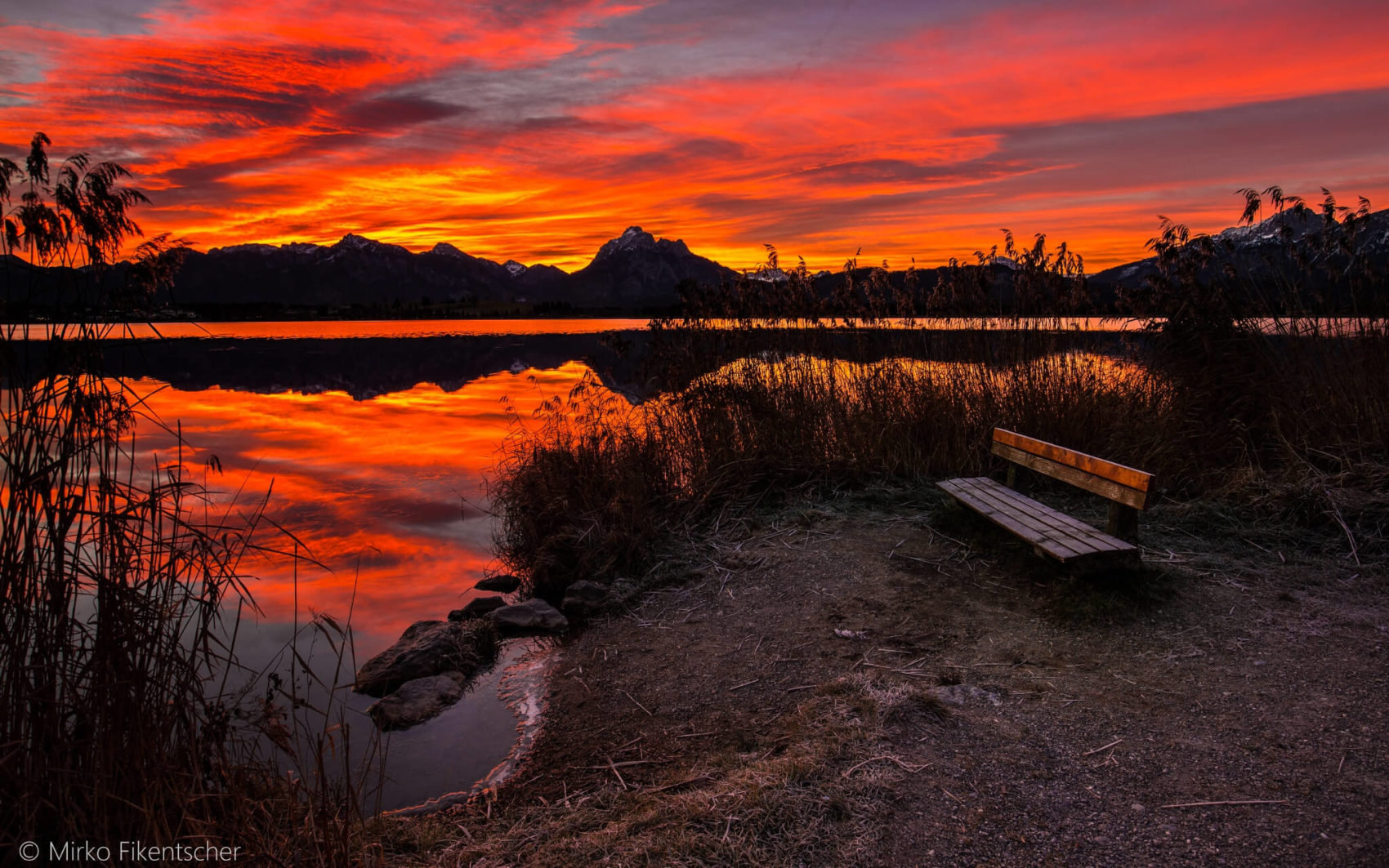 The Beauty of Colorful Landscape Photography
