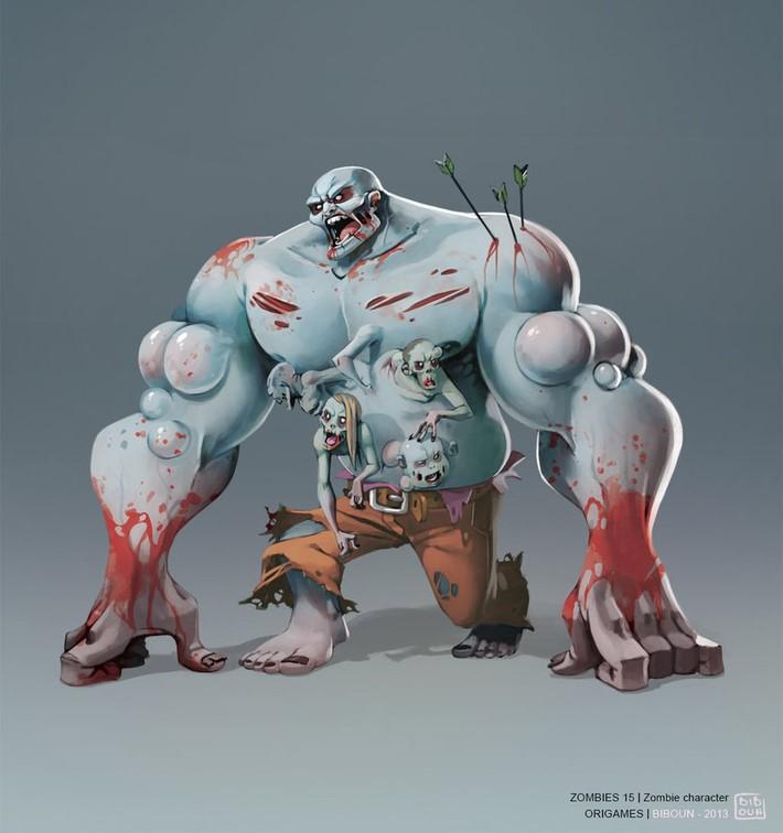 best character design illustration  8