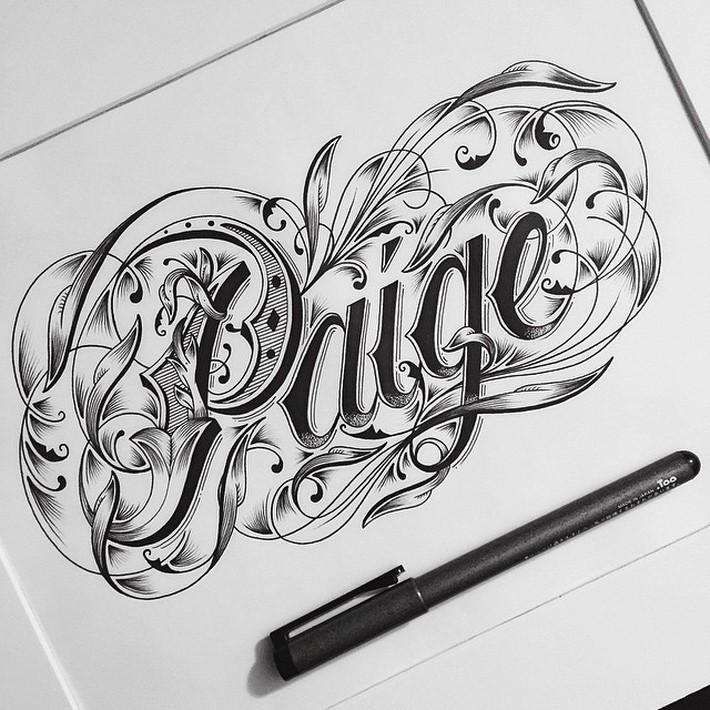 creative typography design 10