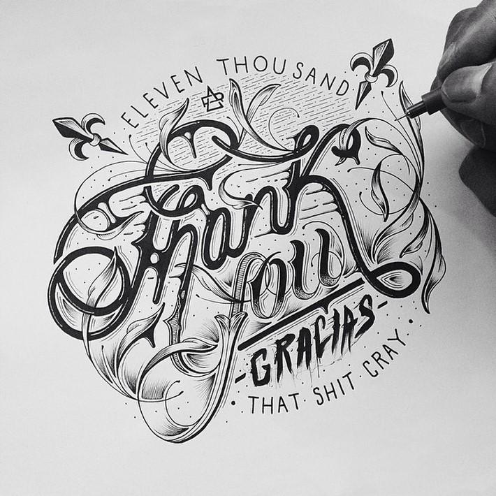 creative typography design 11