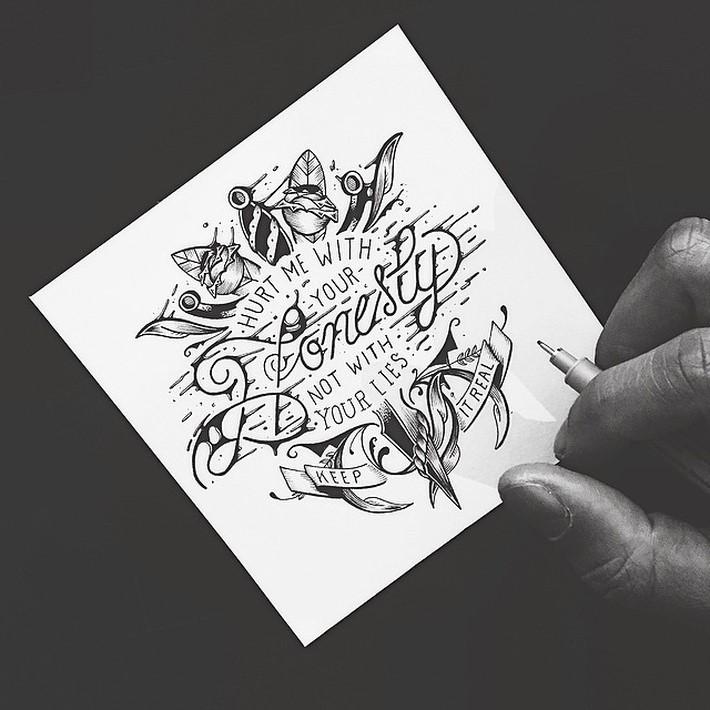 creative typography design 2