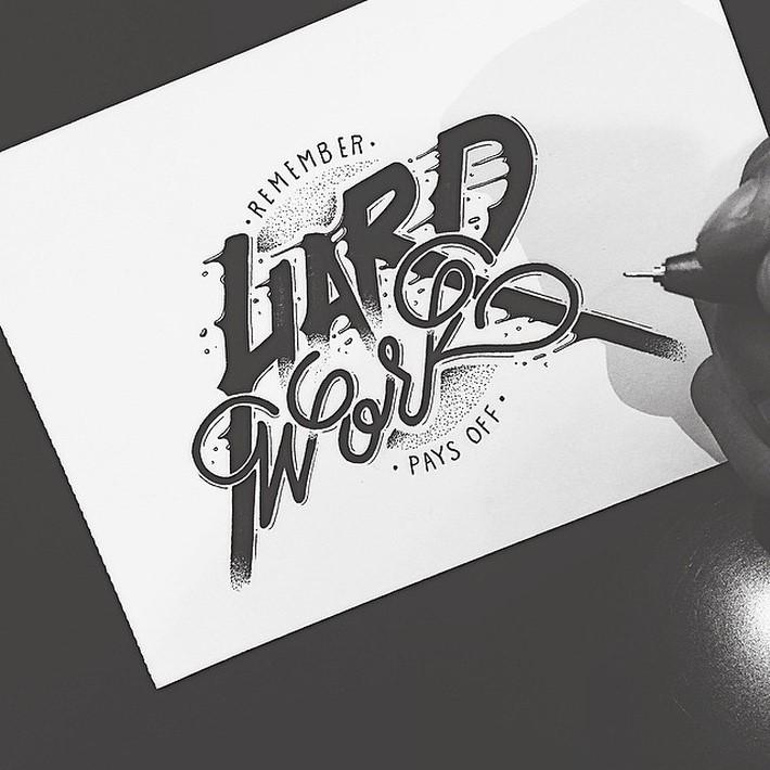 creative typography design 3