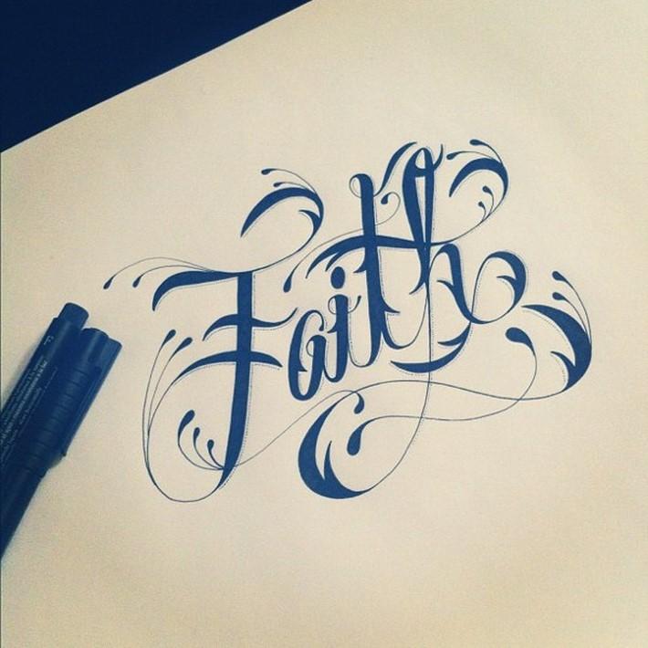 creative typography design 6