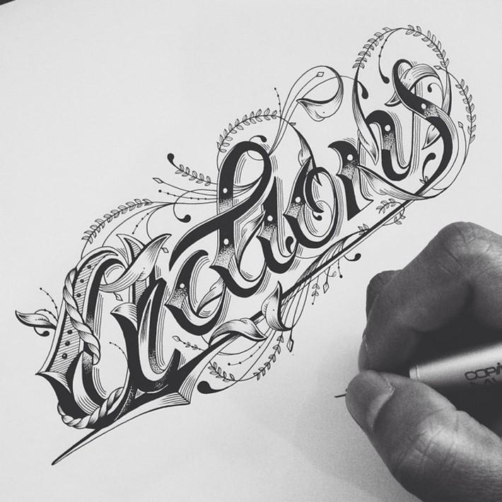 creative typography design 7