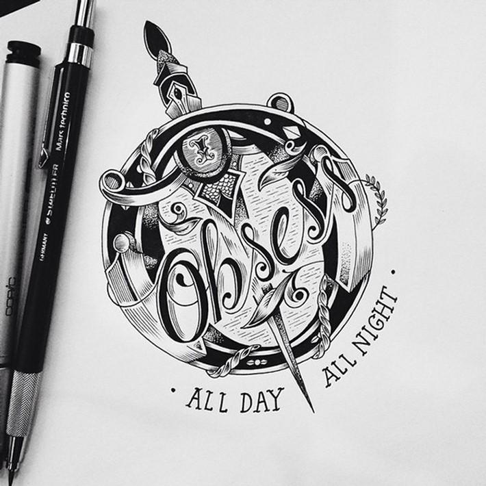 creative typography design 8