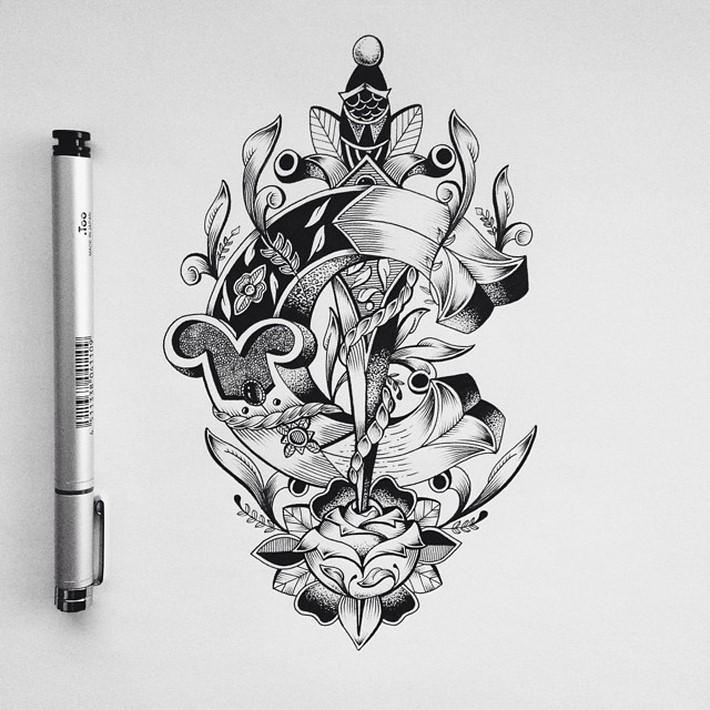 creative typography design 9