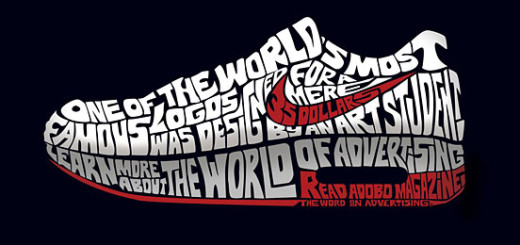 Best Typography Design For Advertising