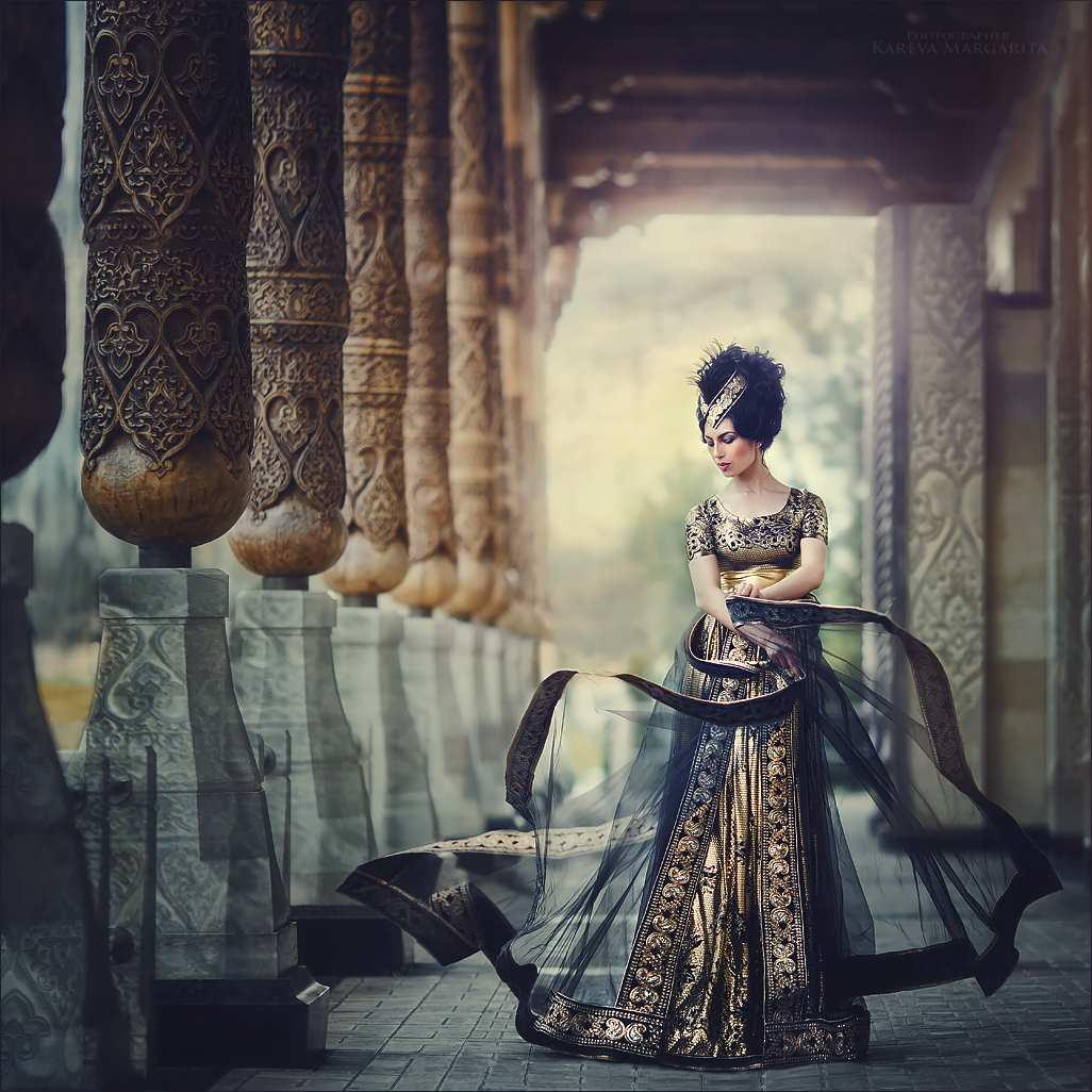 Beauty Fashion And Portrait Photography By Margarita Kareva