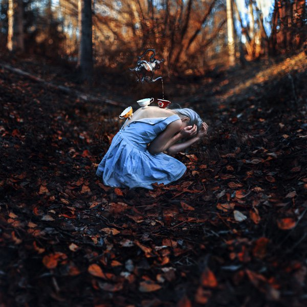 impressive conceptual photography ideas Impressive Conceptual Photography Ideas by Kindra Nikole