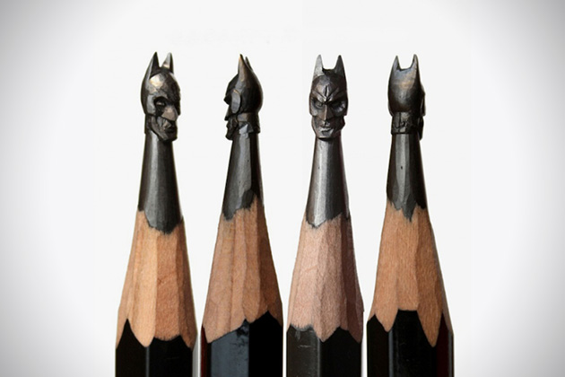 incredible pencil micro sculptures 1