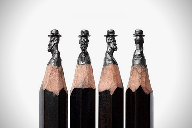 incredible pencil micro sculptures 2