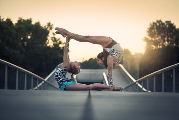 Amazing dancing poses photography Dimitry Roulland 01 Beauty Dance Poses Photography by Dimitry Roulland