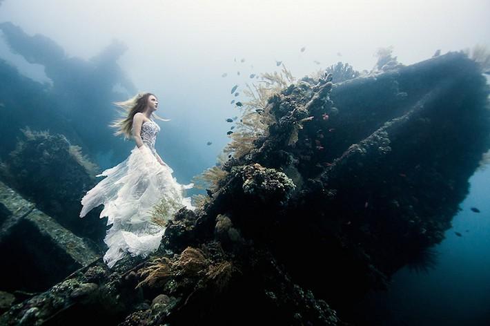 Bali Underwater Photography by Benjamin Von Wong Outstanding Bali Amazing Underwater Photography by Von Wong