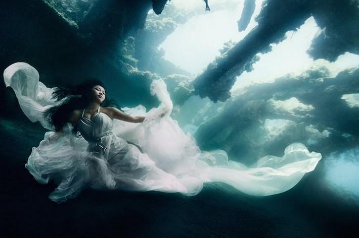 Best Underwater Photography Gallery by Benjamin Von Wong Outstanding Bali Amazing Underwater Photography by Von Wong