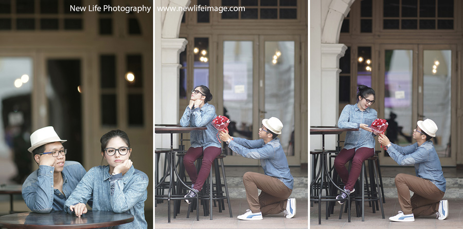 Pre-Wedding Photoshoot Ideas In Singapore