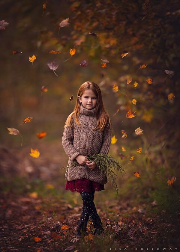 Conceptual children photography poses Lisa Holloway01 Beautiful Capture Moments Of Children's Life by Lisa Holloway