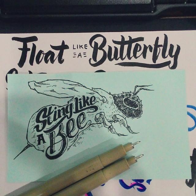 Creative hand lettering art design Dimaz Fakhruddin Creative Hand Lettering Art by Dimaz Fakhruddin