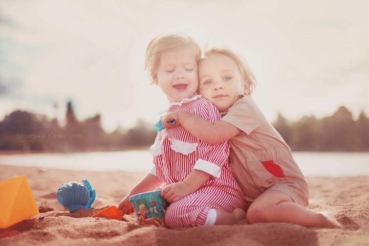 Cute And Adorable Expression Photography Ideas For Kids