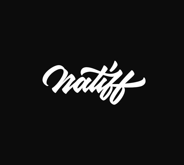 Hand lettering font design Artimasa Studio 01 Simple Hand Lettering Font Design By Artimasa Studio