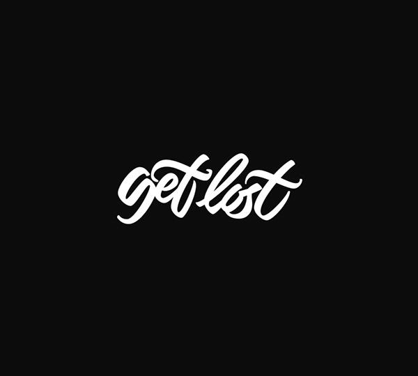 Hand lettering font design Artimasa Studio 02 Simple Hand Lettering Font Design By Artimasa Studio