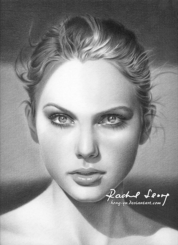 Incredible realistic pencil drawings Leong Hong Yu 01 Detailed Realistic Pencil Drawings By Leong Hong Yu