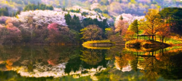 Mind Blowing Colorful Landscape Photos by jaewoon u 01 Mind Blowing Colorful Landscape Photography by Jaewoon u
