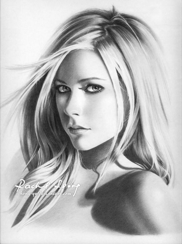 Detailed Realistic Pencil Drawings By Leong Hong Yu